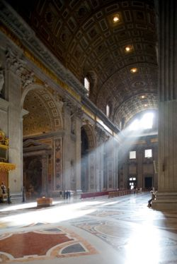 Vatican light