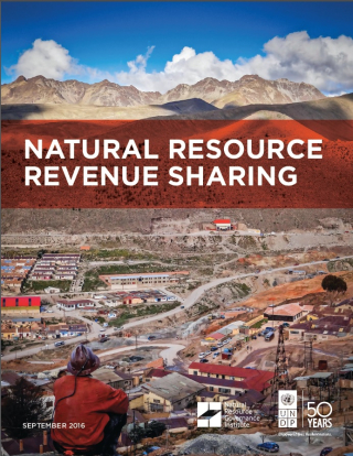 Natural Resource Revenue Sharing cover