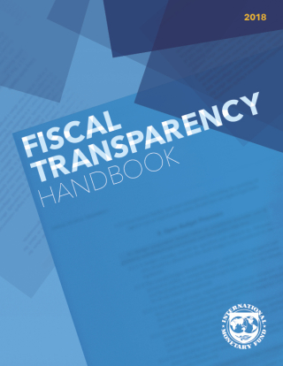 Fiscal Transparency Handbook Cover Page